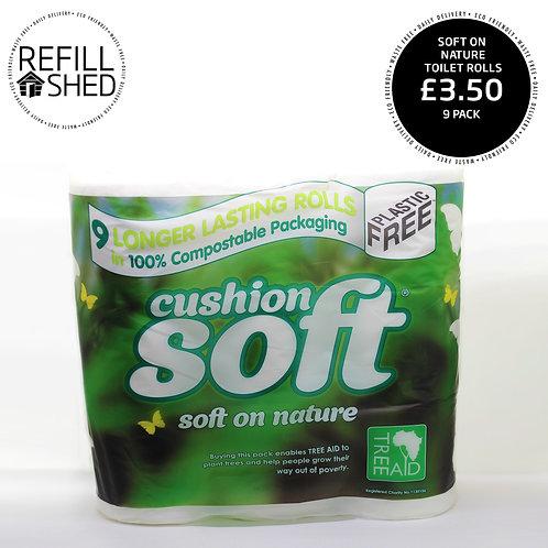 Cushion Soft Toilet Rolls