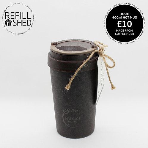 Huski Hot Drinks Cup - 400ml - Coffee