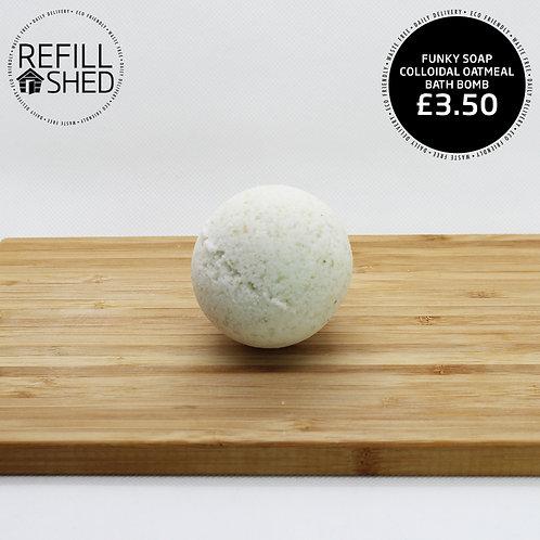 Colloidal Oatmeal Bath Bomb