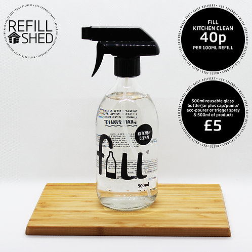 FILL - Kitchen Cleaner