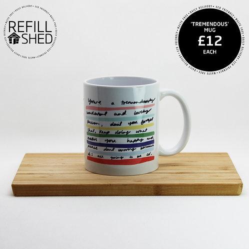 Mug - 'Tremendous'