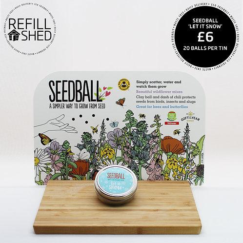 Seedballs 'Let It Snow'