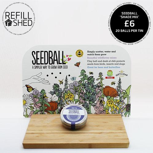 Seedballs 'Shade Mix'