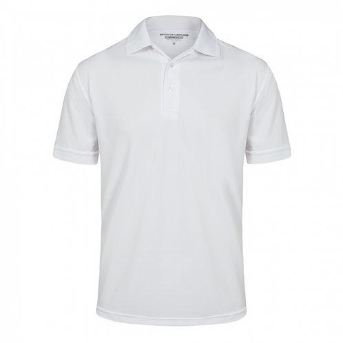 SPORTE LEISURE Men's AERO Polo shirts - White