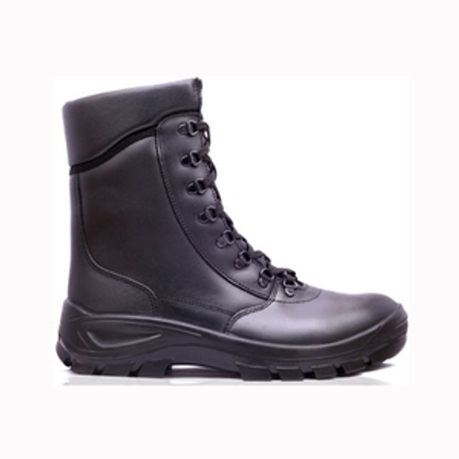 POLICE Safety Boot - Black