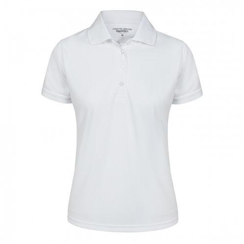 SPORTE LEISURE Ladies AERO Polo shirts - White