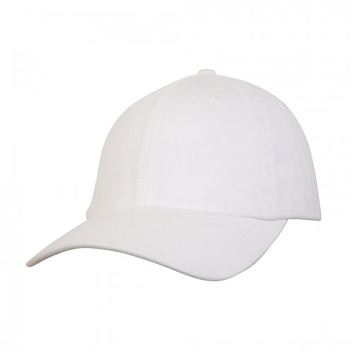 SPORTE LEISURE Garment Washed Cap - White