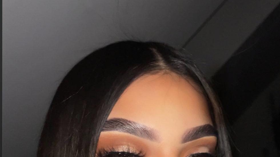 Natural Full Face Makeup