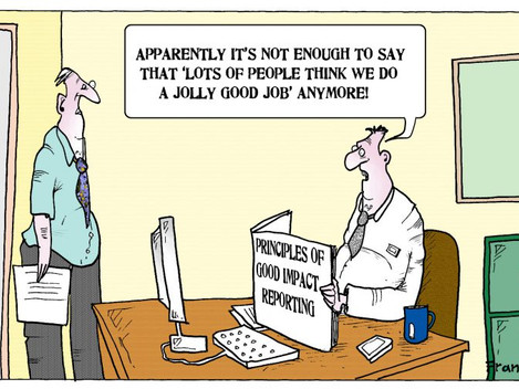 """Managing Up: Encouraging Program Evaluation When It's Not """"Your Job"""""""