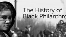 The History of Black Philanthropy