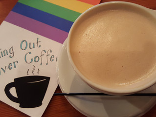 Coming Out Over Coffee Makes a Return