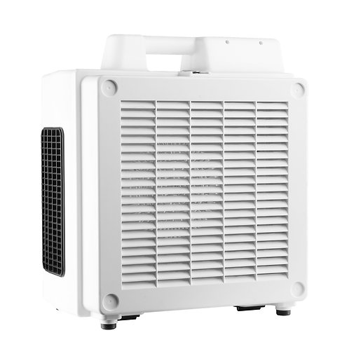 JS-12 Air Scrubber HEPA and Carbon 4 Stage Filter