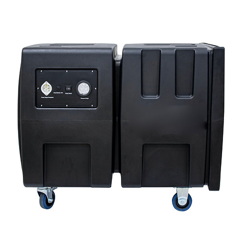 JS-13 Air Scrubber HEPA and Carbon 4 Stage Filter
