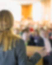 feminino Conferencista