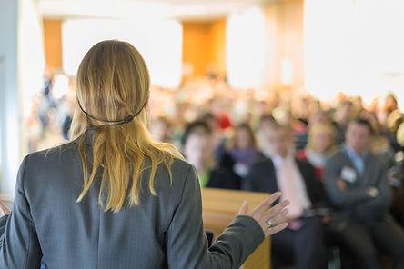 Female Lecturer
