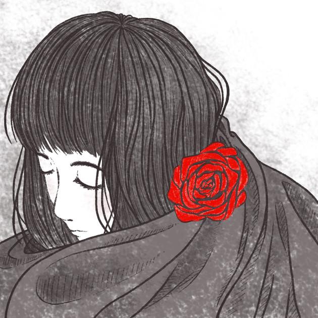 Girl & Rose