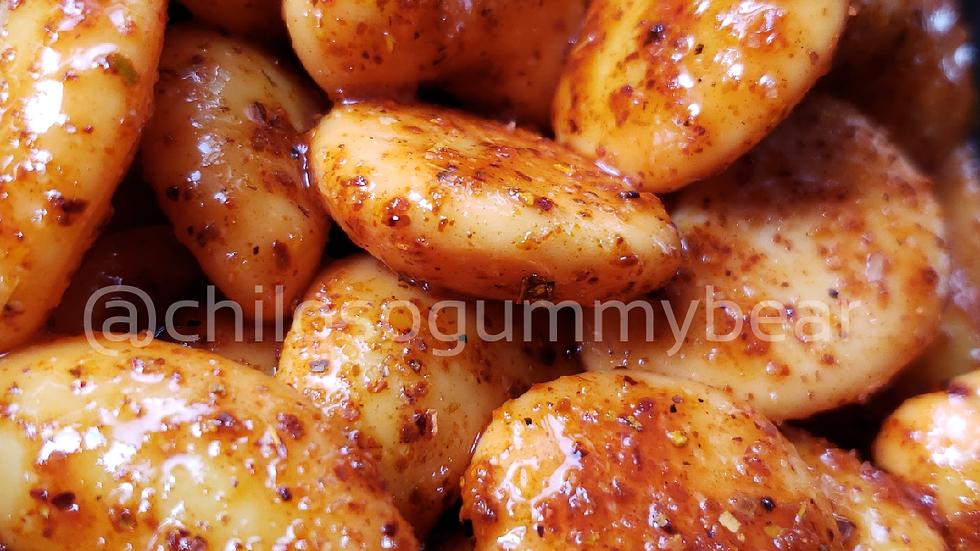 Spicy Mangitos
