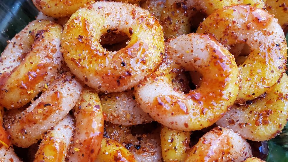 Sour Pineapple Rings