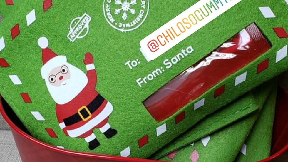 Letters To Santa - Green - Chiludos