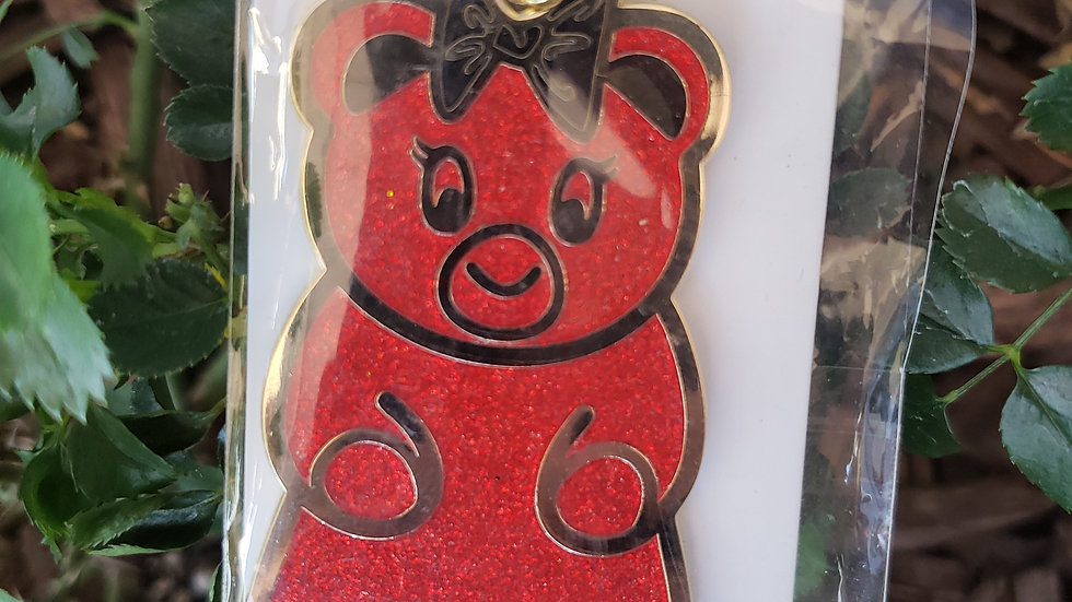 ChilOSO Red Key Chains