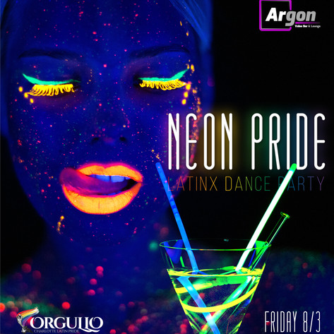 Orgullo - Instagram: Neon Pride