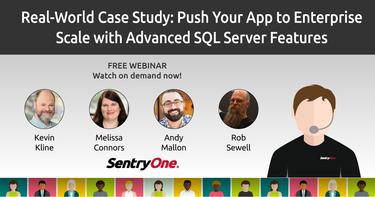 Webinar: Advanced SQL Features