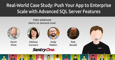 Webinar: Advanced SQL Features