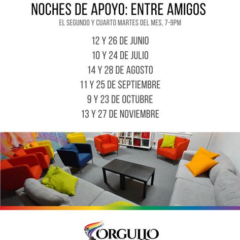 Orgullo - Instagram: Entre Amigos 2