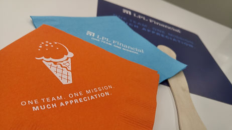LPL ice cream social merch