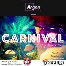 Orgullo - Instagram: Carnival