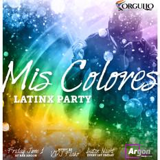 Orgullo - Instagram: Mis Colores