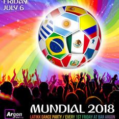 Orgullo - Instagram: Mundial Party