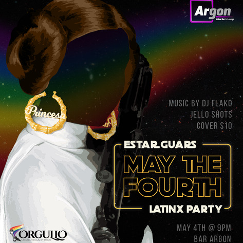 Orgullo - Instagram: May the Fourth
