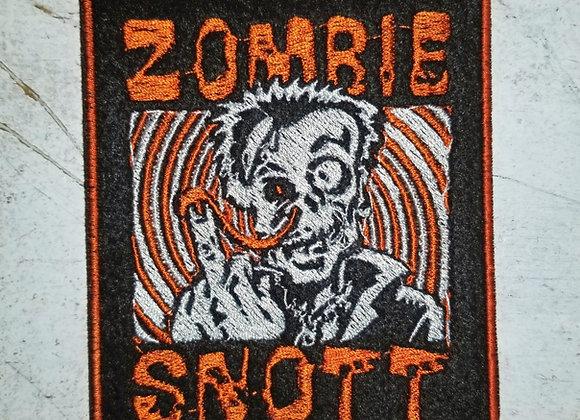 Zombie Snott Patch