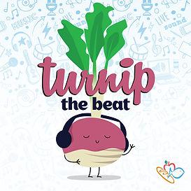 Turnip the beat