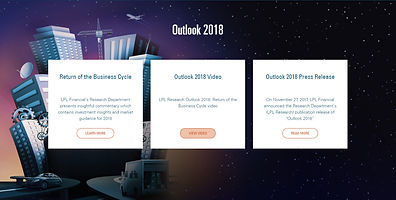 Outlook 2018 publication web announcement