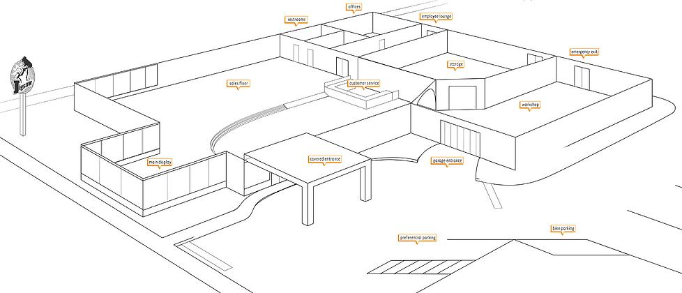 Jigsaw Furniture Map