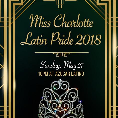 Orgullo - Instagram: Miss Latin Pride