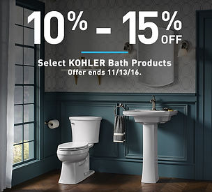 Mobile Web Kohler sample spot