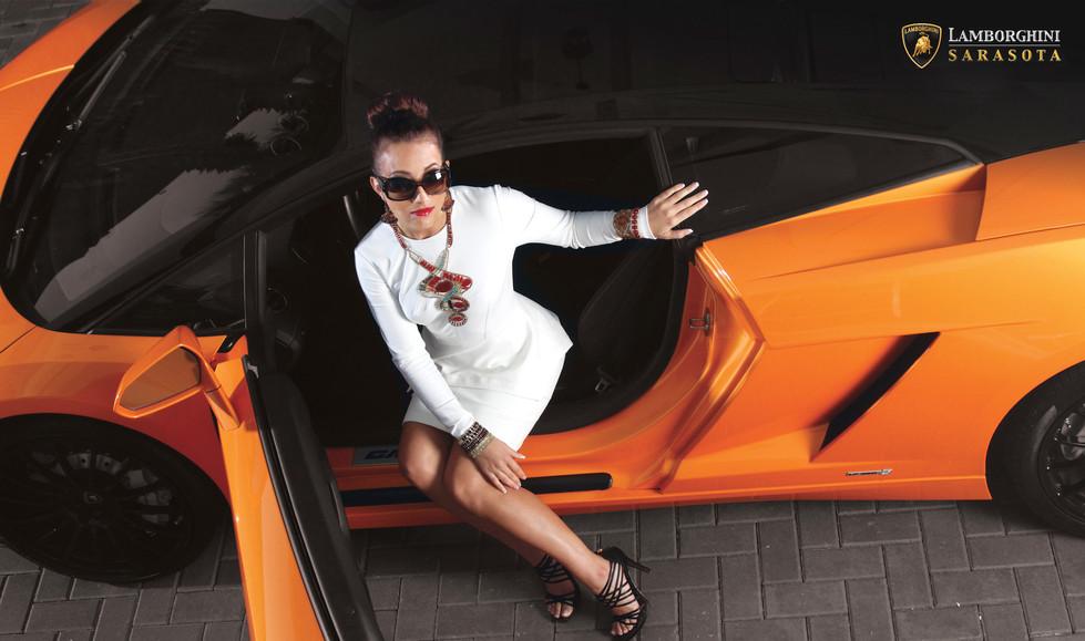 TréborStyle: Lamborghini Promo