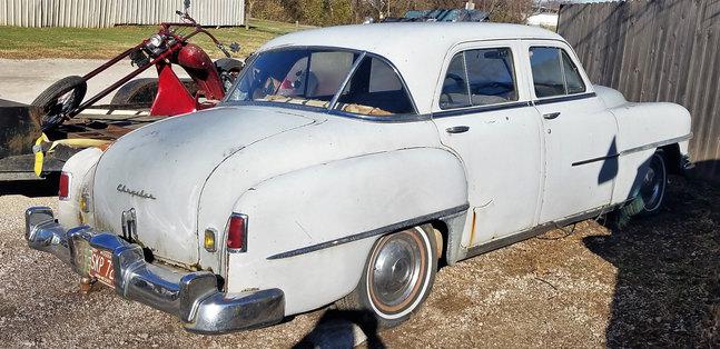 51 Chrysler Windsor