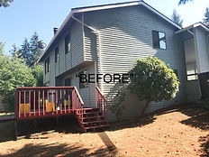 Pre-Existing Deck
