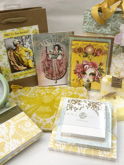 Journals, Stationery, Candles & Soaps