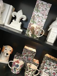 Bookends & Beautiful Mugs