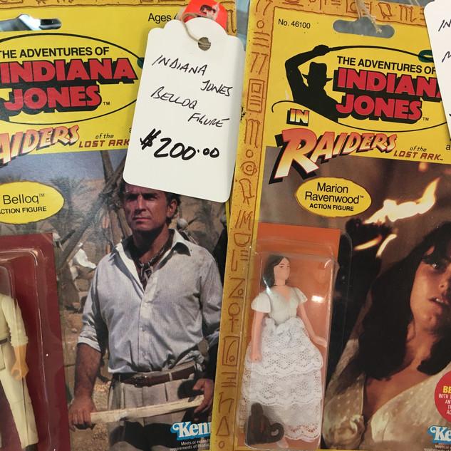 Indiana Jones Action Figures