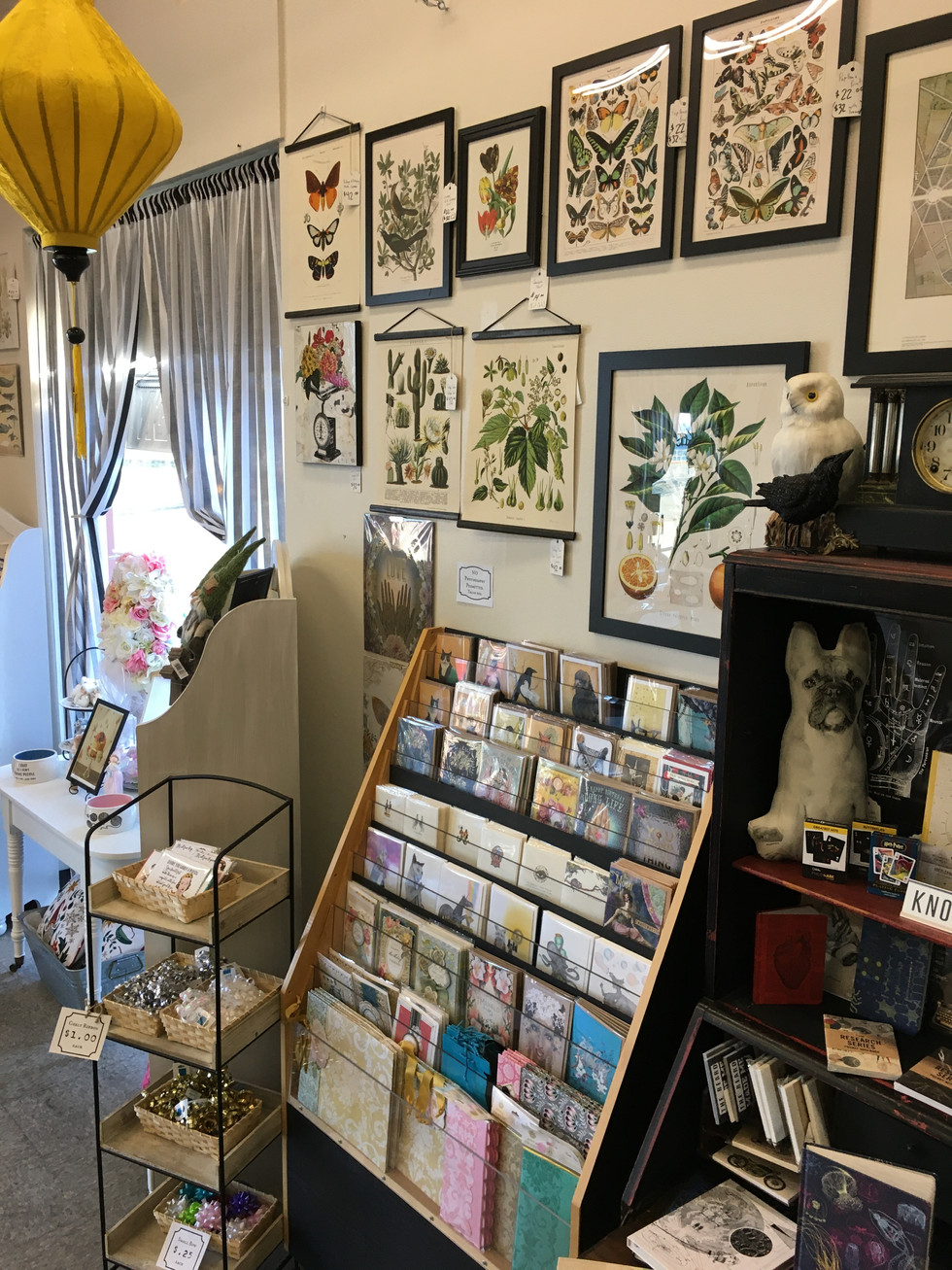 Greeting Cards, Gift Bags, Gift Wrap...