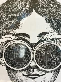 The Traveler Print