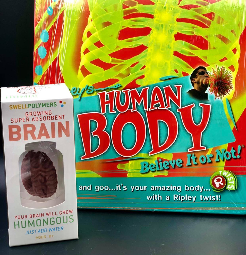Stocking stuffers for the science enthusiast!