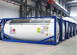 QSC ISO Tank LPG T50