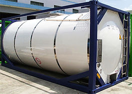 QSC ISO Tank container
